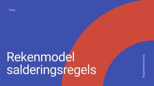 Download Rekenmethode Salderingsregels