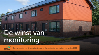 Download Verkenning De winst van Monitoring