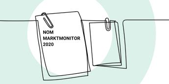 NOM Marktmonitor 2020 zonder Hastag