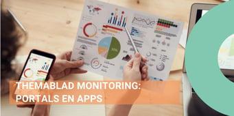Themablad Monitoring Portals en apps plaatje 2